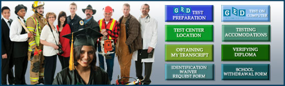 GED� Testing in Maryland
