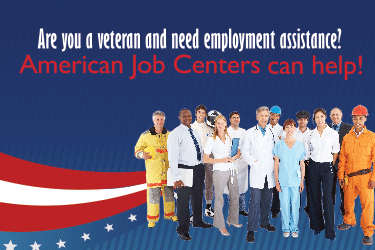 Are you a veteran and need employment assistance?